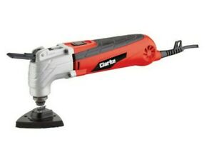 Clarke CMFT300QR Multi-Function Tool with Quick Release Multi Tool