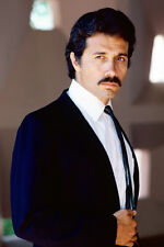 Edward James Olmos As Lt. Martin Castillo In Miami Vice 11x17 Mini Poster