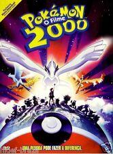 DVD Pokemon The Movie 2000 [ Subtitles English + Spanish + Portuguese ]