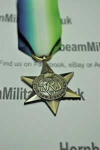 REDUCED TO CLEAR, Replica Atlantic Star, WW2 Medal