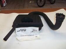 marmitta  silenziatore  vespa  sprint   125cc sito 0211  *pesolemotors*