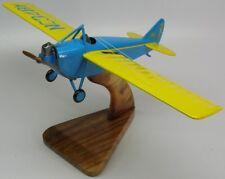 Buhl LA-1 Bull Pup Sports Airplane Desktop Kiln Dried Wood Model Regular New