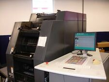 Heidelberg Di Plus Offset Press (Qmdi 46-4) w/Ps3 Rip (Year 1999) 10 Mil Imp
