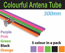 Team Laser Colourful Antenna Tube for HSP RC Car - 5 Pieces