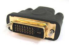 DVI-D M 24+1HDMI Female Adapter Converter 4 HDTV Plasma