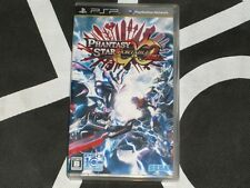 Playstation Portable PSP Import Game Phantasy Star Portable 2 Infinity Japan