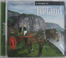A VOYAGE TO IRELAND A COLLECTION OF AMBIENT MUSIC (CD) NEUF SCELLE