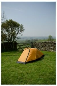 SNUGPAK JOURNEY DUO. 2 Person Low Profile Tent, Inner-FirstPitch With Footprint.