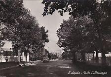 # L'AQUILA: VIALE COLLEMAGGIO