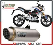 Impianto Completo MIVV Gp Pro Titanio per BMW G 310 R 2018 > 2019