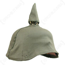 Pickelhaube Helmet Cover - Hat Cap Military Army Case Cloth Covering WW1 German