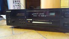 Sony Mini Disc Deck MDS - JB 730 QS VINTAGE Player
