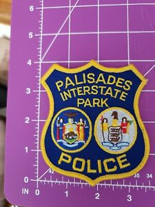 Palisades Interstate Park  PD patch