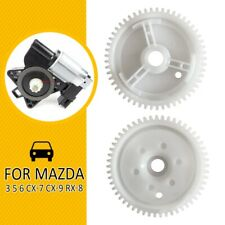 ABS Front Rear Power Window Regulator Motor Gear For MAZDA 3 5 6 CX-7 CX-9 RX-8