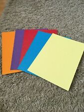 glitter cardstock different colours pack of 5