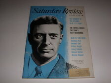 SATURDAY REVIEW Magazine December 11, 1954 GUY MURCHIE, JUDGMENT OF THE DIPLOMAT