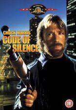 Code of Silence 5050070020069 DVD Region 2 P H