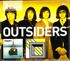 OUTSIDERS outsiders/cq 2CD Box NEU OVP/Sealed