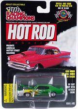 Racing Champions Hot Rod Magazine Drag Racing Series '69 Pontiac GTO MOC 1997