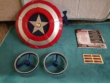 Hasbro Marvel Avengers Age of Ultron Captain America Star Launch Shield