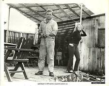 RICHARD JAECKEL & SHEREE NORTH - THE OUTFIT - 1973 MGM - BASED ON RICHARD STARK
