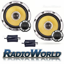 "Vibe Blackair 6 17cm 6.5"" Altavoz componente de Coche Set 345W Altavoces Audio BA6"