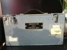 More details for portable resuscitator 1965  n.b.c mk2 nsn: a2-6515-99-138-6021 ex mod