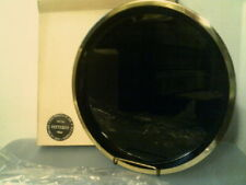 "RARE VTG 1969  AVON PATTERNS TRAY-APPROX 10"" BLACK/GOLD-NEW IN BOX-FREE SHIPPING"