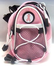 CMC MINI DAY PACK™ Breast Cancer Awareness Pink Ribbon 5 Compartments 2 zippered