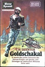 Goldschakal. MD-Mister Dynamit-Taschenbuch Nr. 486; Guenter, C.H.: