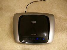 Cisco Linksys E2000 Router With Adapter And Ethernet Cord Used Tested Working