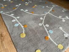 "John Lewis MEDIUM Hand Tufted Scion Wool Rug 200 x 143 cm (6' 7"" x 4' 8"")"