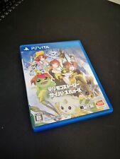 PS Vita Digimon Cyber Sleuth