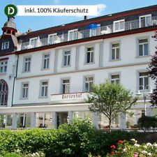 Eifel 4 Tage Urlaub Bad Bertrich Kur-Hotel Quellenhof Reise-Gutschein Wellness
