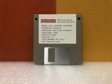 Keithley 2000 850d Model 2000 Testpoint Run Timelibrary Floppy Disk Software