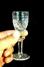 Beautiful Waterford Crystal Castletown Cordial Glass