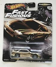 Hot Wheels Premium 2020 Fast & Furious Nissan 240SX (S14) 3/5 Fast Tuners