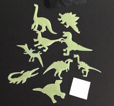 9pcs 3D Stereoscopic Dinosaur kids Room Decor Wall Sticker Boy Gift Wall Decals