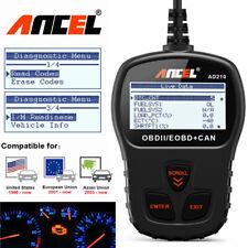 Automotive car scanner OBD OBD2 CAN EOBD Code Reader Engine Light Diagnostic