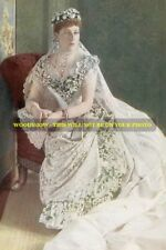 """mm474 - Princess Beatrice as bride in  wedding dress (daughter QV ) -photo 6x4"""""""