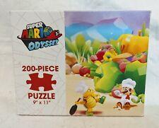Mario Odyssey Puzzle