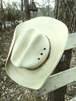 Atwood Weathered Cowboy Hat Long Oval 7 1/2 15X