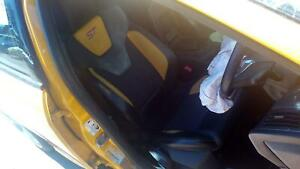 FORD FOCUS COMPLETE INTERIOR LW, HATCH, LEATHER/CLOTH, ST, 08/12-09/14 12 13 14