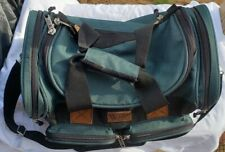 Western Pack Small Duffle Bag carry on green black Quality travel luggage