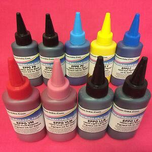 900ML PIGMENT REFILL PRINTER INK FOR EPSON SURE COLOR SURECOLOR SC-P8000 P 8000
