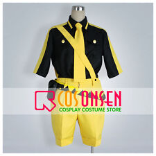 Cosonsen Vocaloid Love Is War Kagamine Rin Cosplay Costume Full Set New