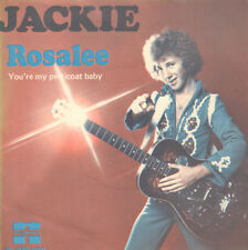 "JACKIE ‎– Rosalee (1977 NEAR MINT NEDERPOP VINYL SINGLE 7"")"
