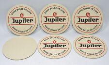 JUPILER BIERE 6 sous-bocks sous-verre NEUF