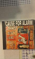 CAUSE FOR ALARM - BENEATH THE WHEEL - CD