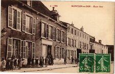 CPA Montier en Der - Ecole libre (270345)